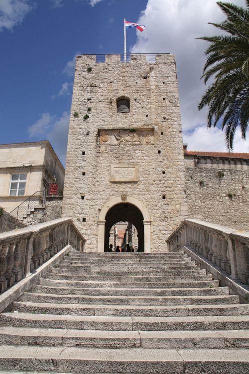 korcula croatia marco polo