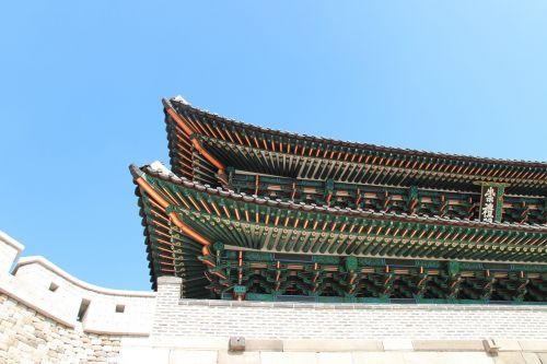 korea seoul seoul's namdaemun gate