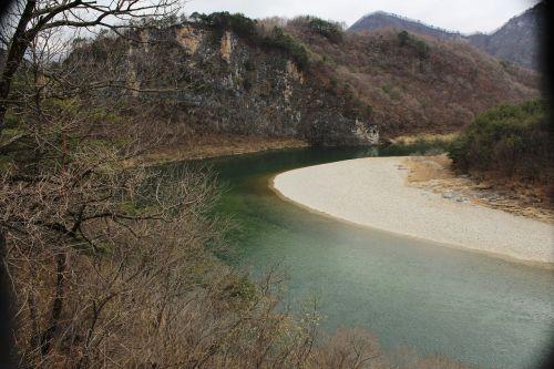 korea dong river dong-kang