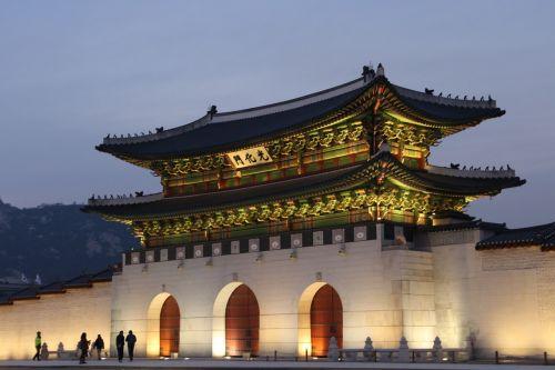 korea sejongno gwanghwamun