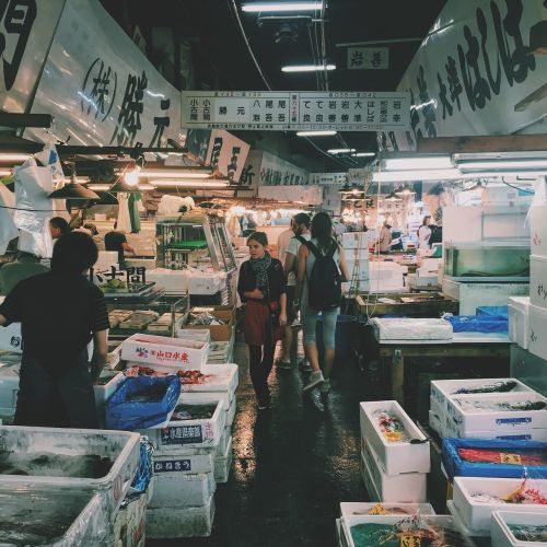 korea wet market