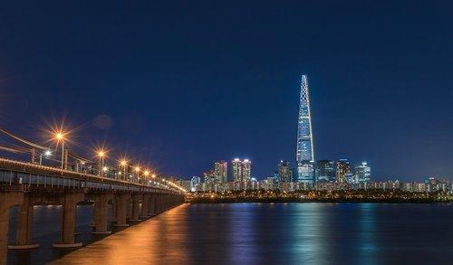 korea  republic of korea  han river