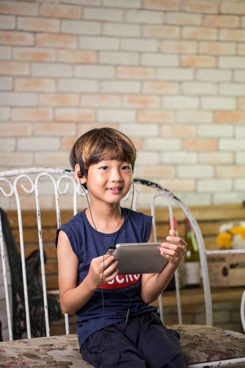 korean child device