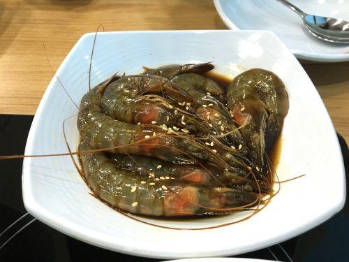 korean food chapter soy shrimp shrimp