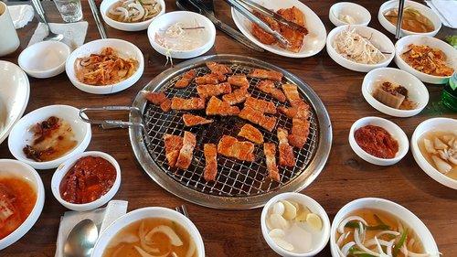 korean food  korean  cooking