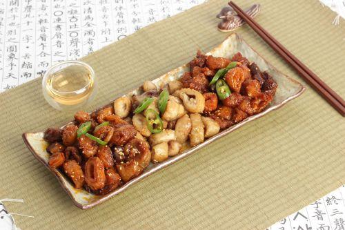 korean food cooking delicious