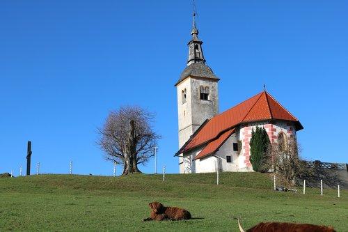 koreno  horjul  church