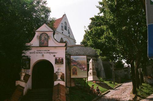 Church, Kazimierz Dolny