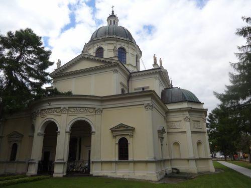 Wilanow Church