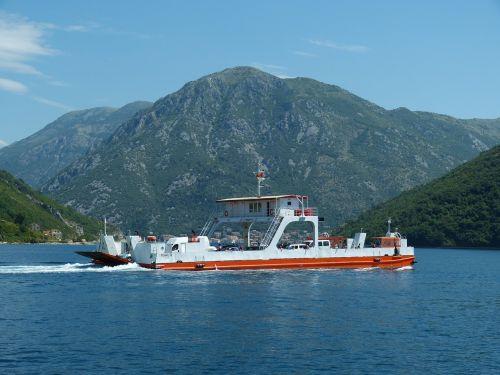 kotor montenegro balkan