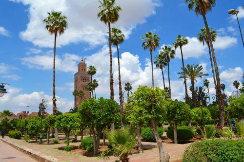 koutoubia marrakech morocco