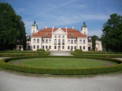 kozłówka poland the palace