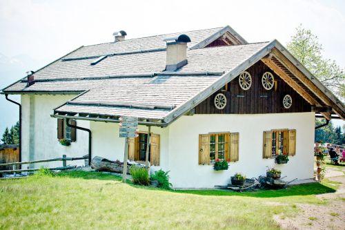 krabes-alm alpine dairy farming alm
