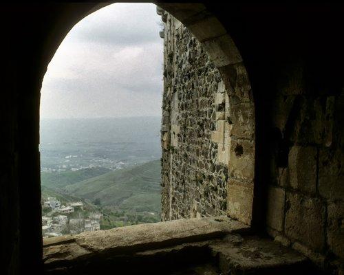 krak  chevalier  castle