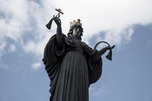 krasnodar  st catherine  monument