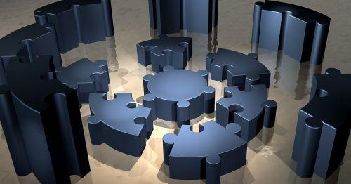 puzzle kreispuzzel platform