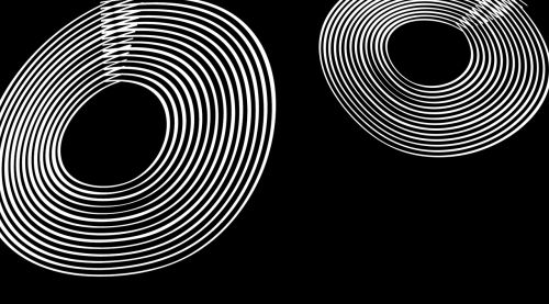 kringel circle illusion