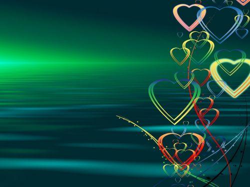 kringel heart valentine's day