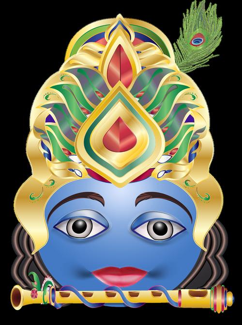 krishna  emoticon  smiley
