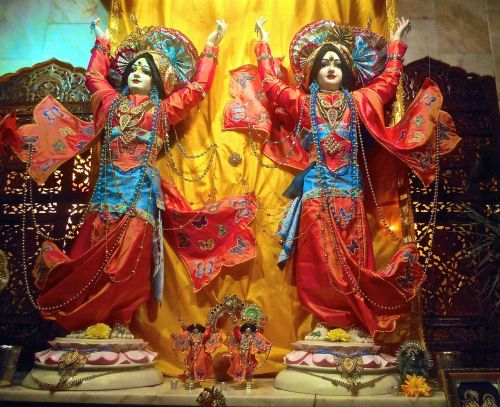 krishna temple fridhemsplan