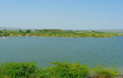 krishna river backwaters bagalkot