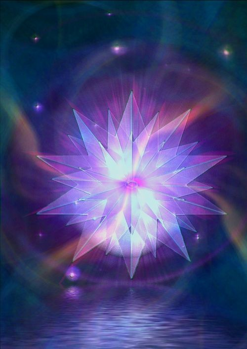 kristal star crystal