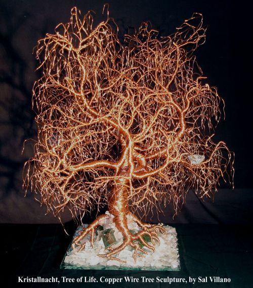 Kristallnacht, Tree Of Life