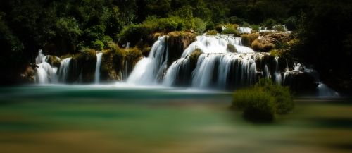 krka croatia lake