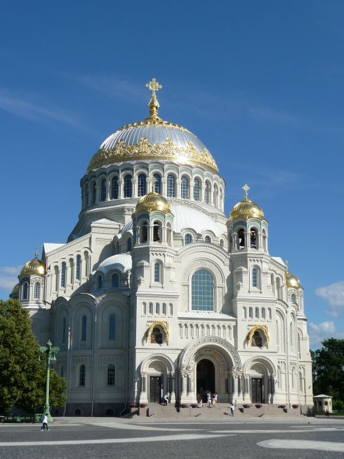 kronshtadt summer cathedral