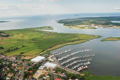 kröslin port marina