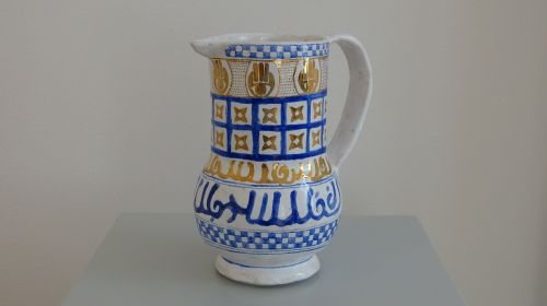 Krug,garsas,rankų darbas,tonkunst,vandens puodelis,amatų,antikvariniai vazos,konteineris,trapi,porcelianas,dažytos,rungholt,keramika