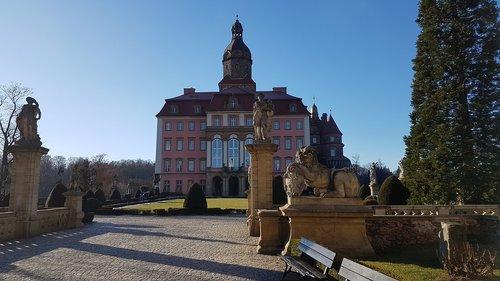ksaiz  castle  poland