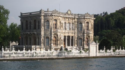küçüksu palace turkey istanbul