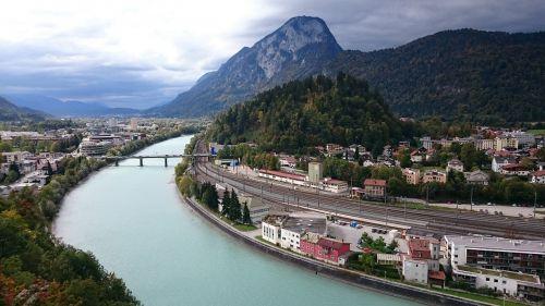 kufstein inn river austria