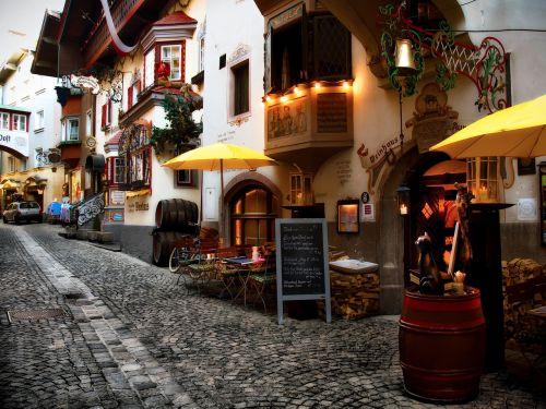 kufstein alley romantic