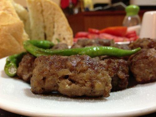 kufta meatballs meat