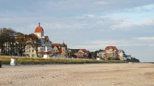 kühlungsborn west baltic sea baltic sea coast