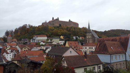 kulmbach castle plassenburg castle