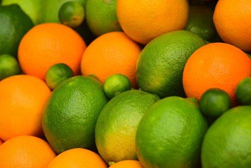 kumquat  orange  fruit