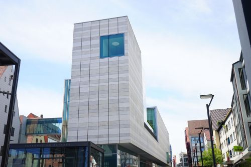 kunsthalle ulm new center