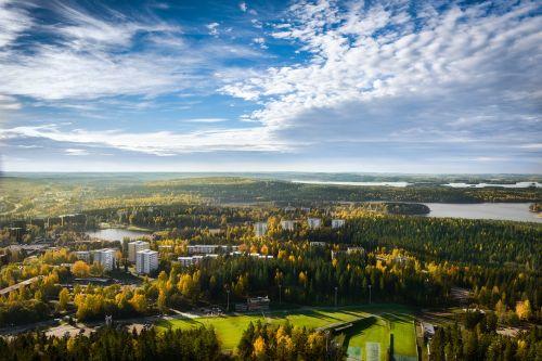 kuopio summer wiev