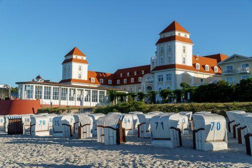 kurhaus binz beach chair