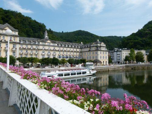 kurhaus spa hotel tourism