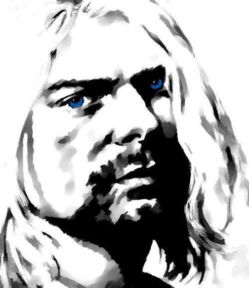 kurt cobain singer musician