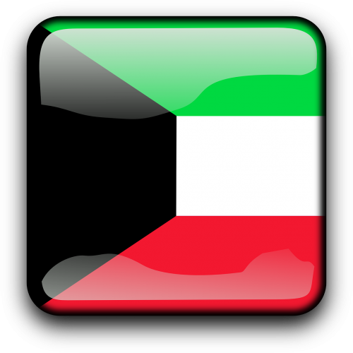 kuwait flag country