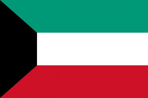 kuwait flag national flag