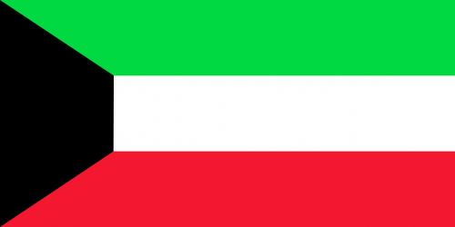 kuwait flag symbol