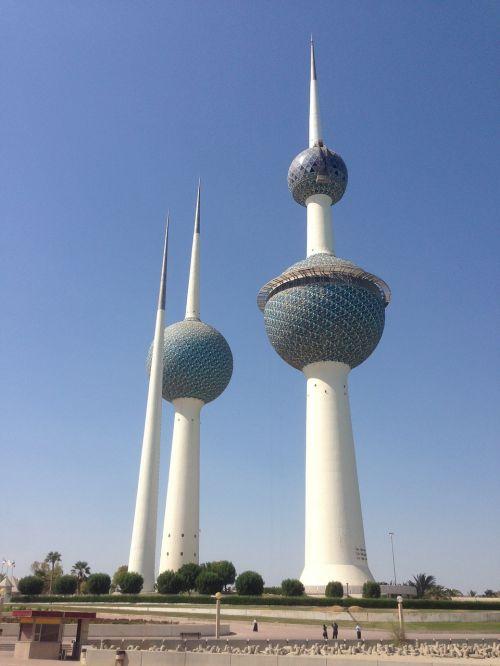 kuwait towers arabia