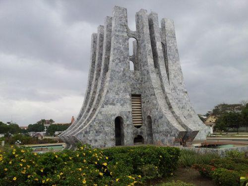 kwame nkrumah memorial park accra