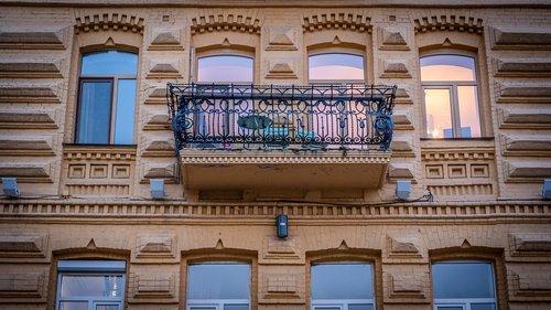 kyiv  kiev  balcony